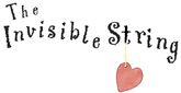 The Invisible String Book Logo